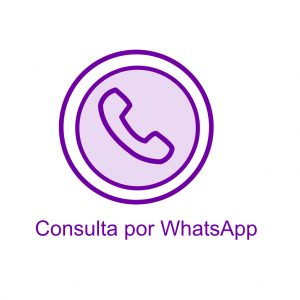Consulta por chat whatsapp