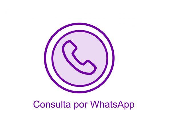 Consulta por chat whatsapp
