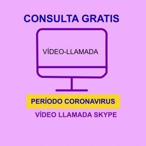 Videollamada gratis PERIODO CORONAVIRUS